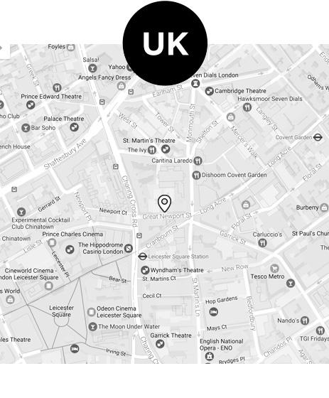 Nuorder - London