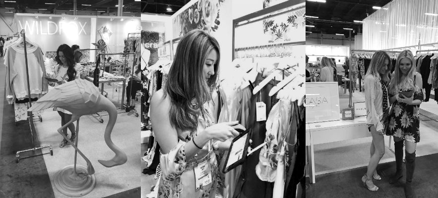 Trade Show Booth Objectives : How to measure trade show success nuorder