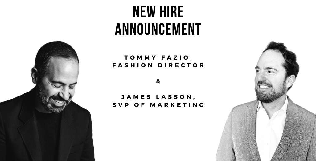 James Lasson & Tommy Fazio